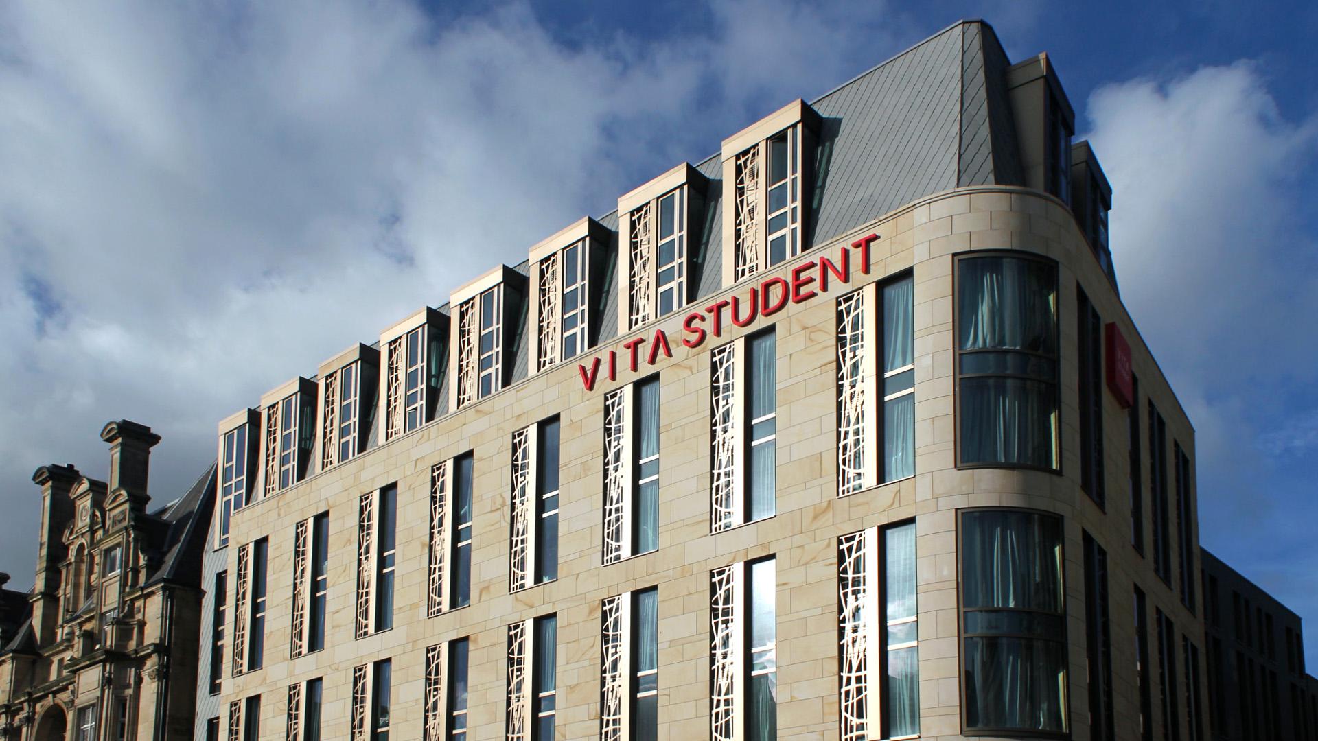 Vita Student Newcastle Upon Tyne Fuse Studios Limited