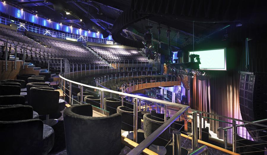 Indigo2 Live Music Club At The O2 London Fuse Studios